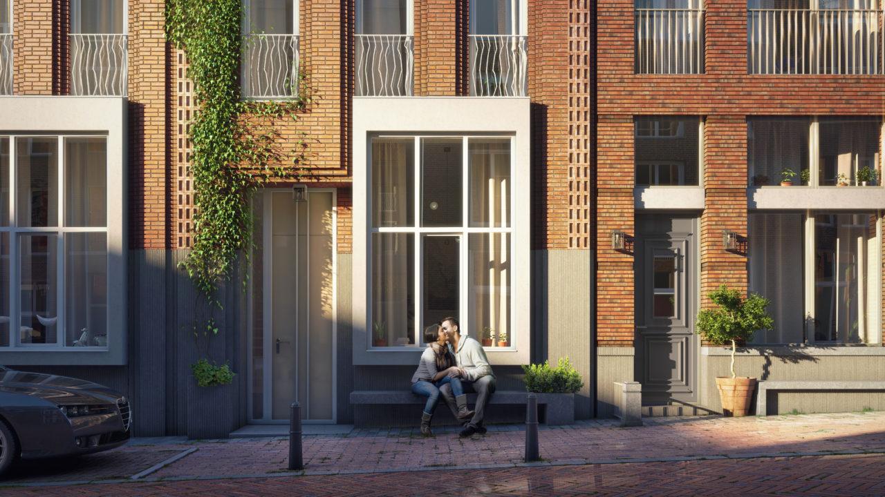 Hooge Steenen, Utrecht