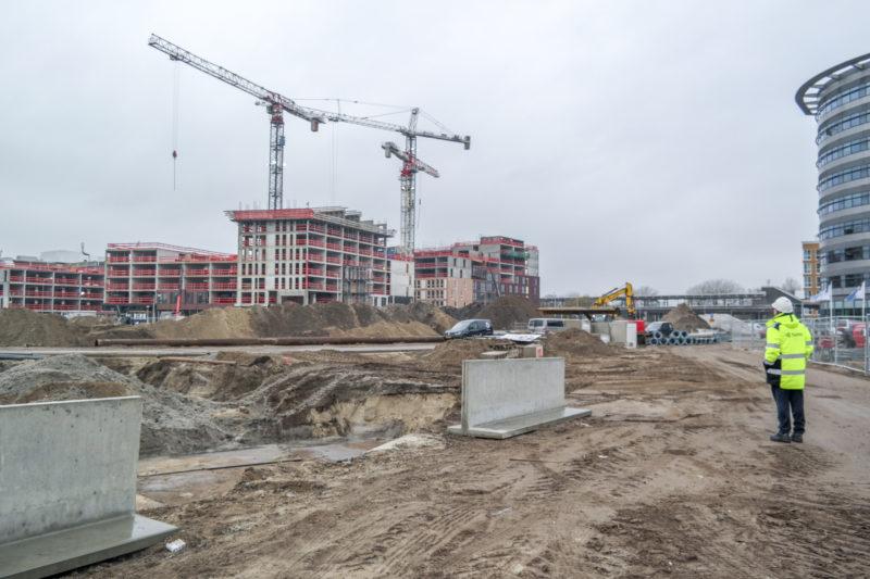 Project Holland Park in Diemen beleeft vliegende start