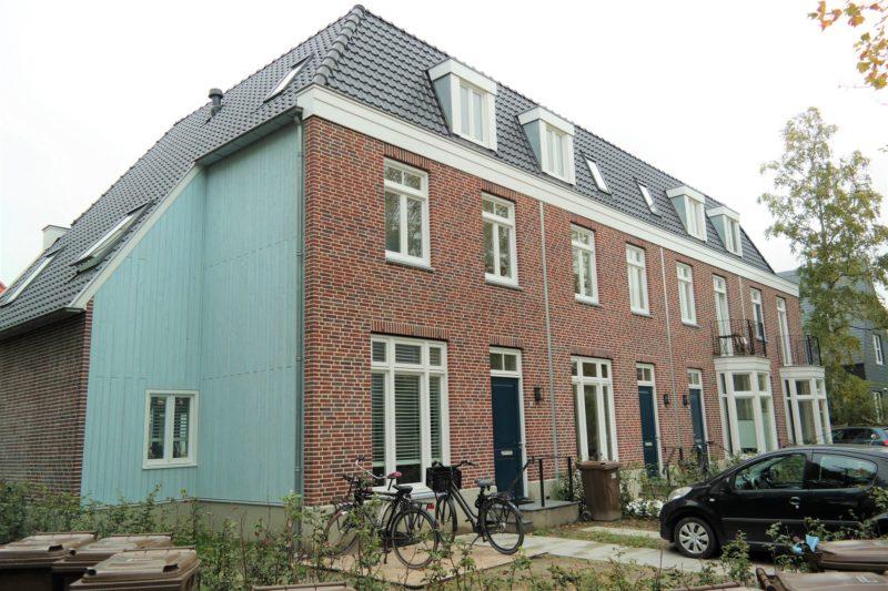 Klein Kadoelen: nieuwbouw in Broek in Waterland-stijl