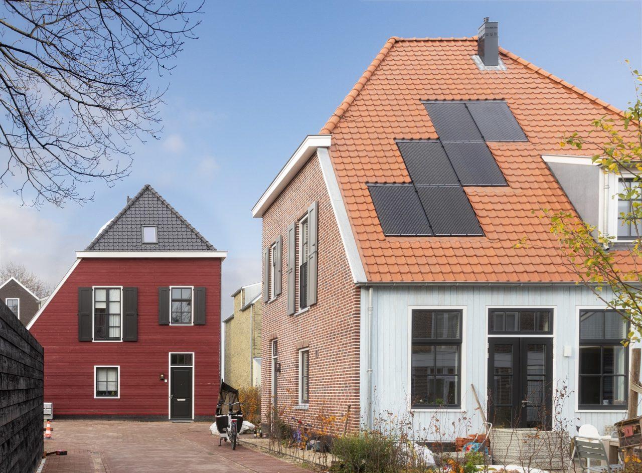 Klein Kadoelen, Amsterdam