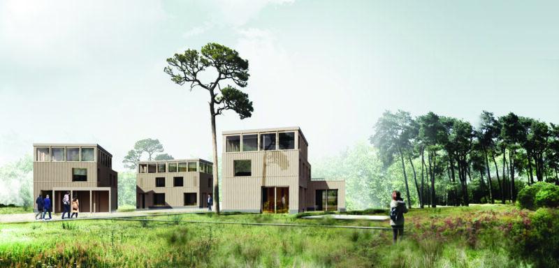 Da Vinci Huis scenario: Habitat