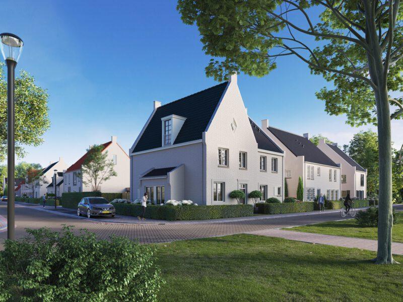 Hurks start met bouw 63 LEEF Liverdonk-woningen